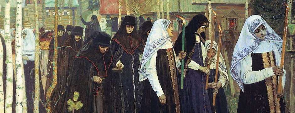 The Nuns of Shamordino: Prisoners of Solovki