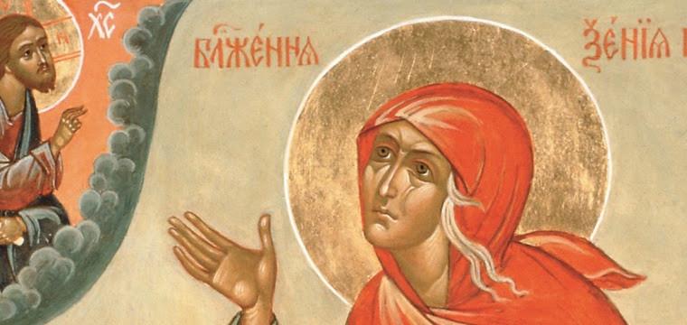 St. Xenia: The Homeless Wanderer