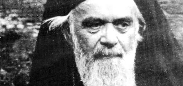 Saint Nikolai, the Serb