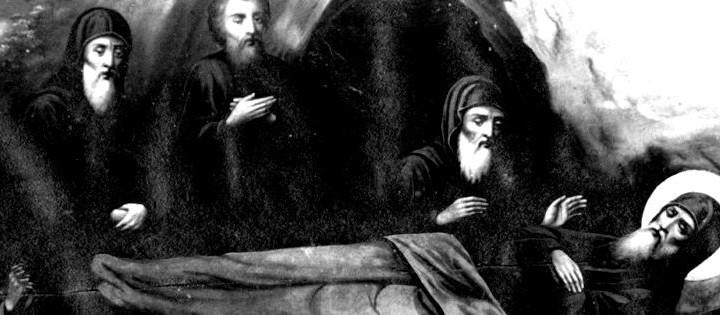 The Last Words of St. Nil Sorsky